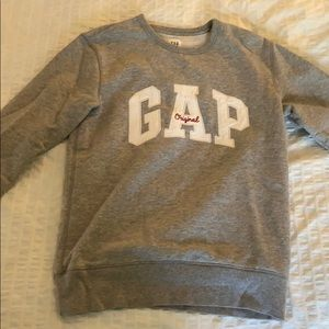 GAP original crew neck sweatshirt